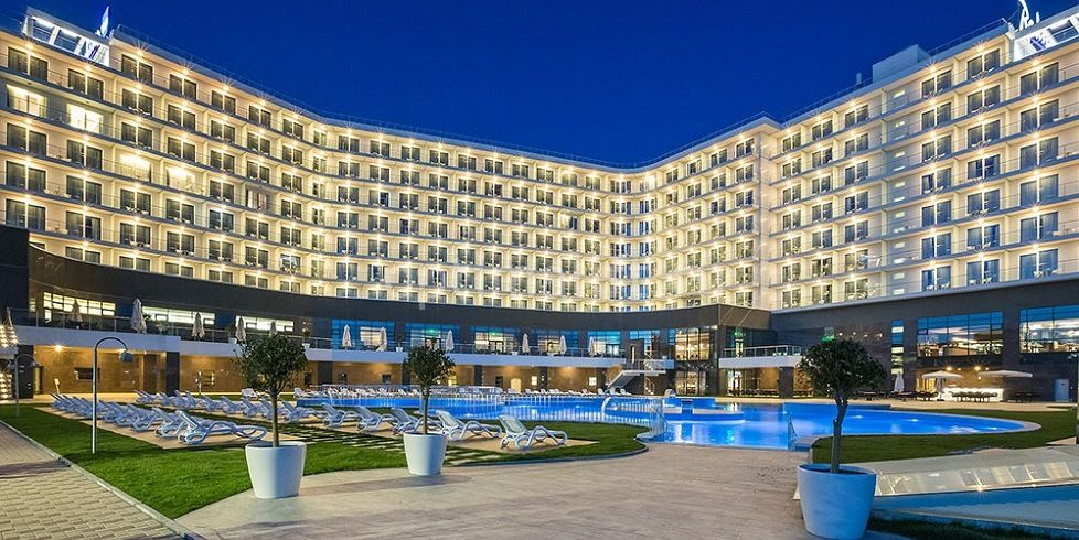 "Отель ""Radisson Blu Paradise Resort & Spa"""